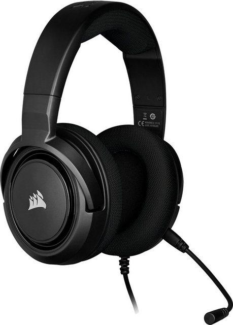 Corsair »HS35 STEREO Gaming Headset« Gaming-Headset