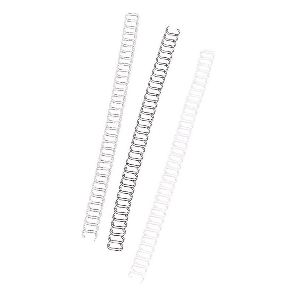 OTTO Office Standard Drahtbinderücken in weiß