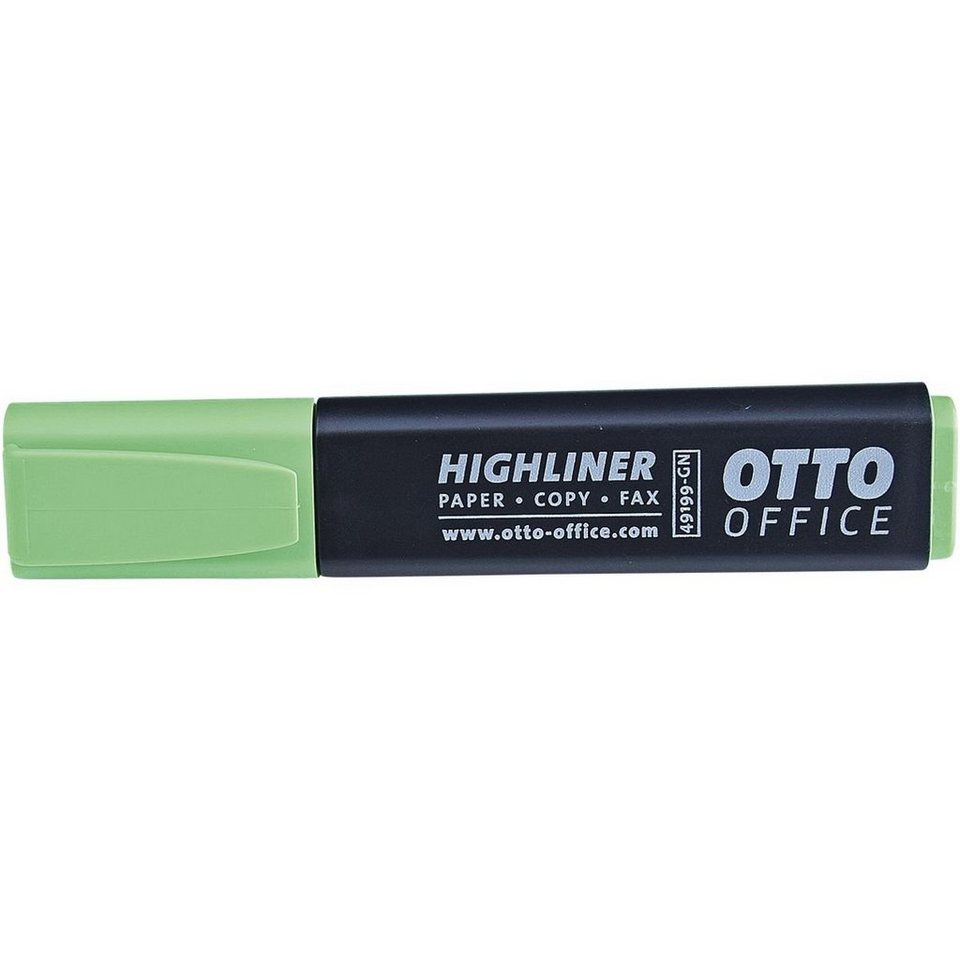 OTTO Office Standard Textmarker »Highliner« in grün
