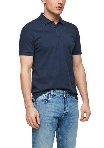 Q/S designed by Poloshirt im Basic-Look