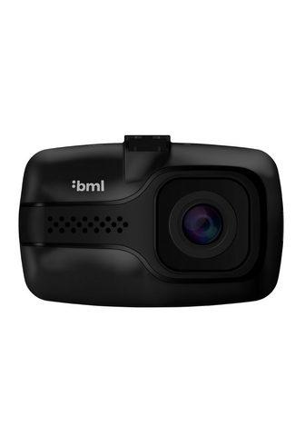 BML »dCam3« Dashcam (mit hoher Full-HD-Auf...