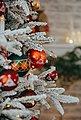 my home Weihnachtsbaumkugel »Advent« (30 Stück), mundgeblasen, Bild 5