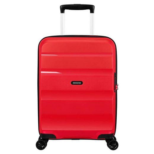 American Tourister® Handgepäck-Trolley »Bon Air DLX 4-Rollen-Kabinentrolley S 55/20 cm«, 4 Rollen Rollen