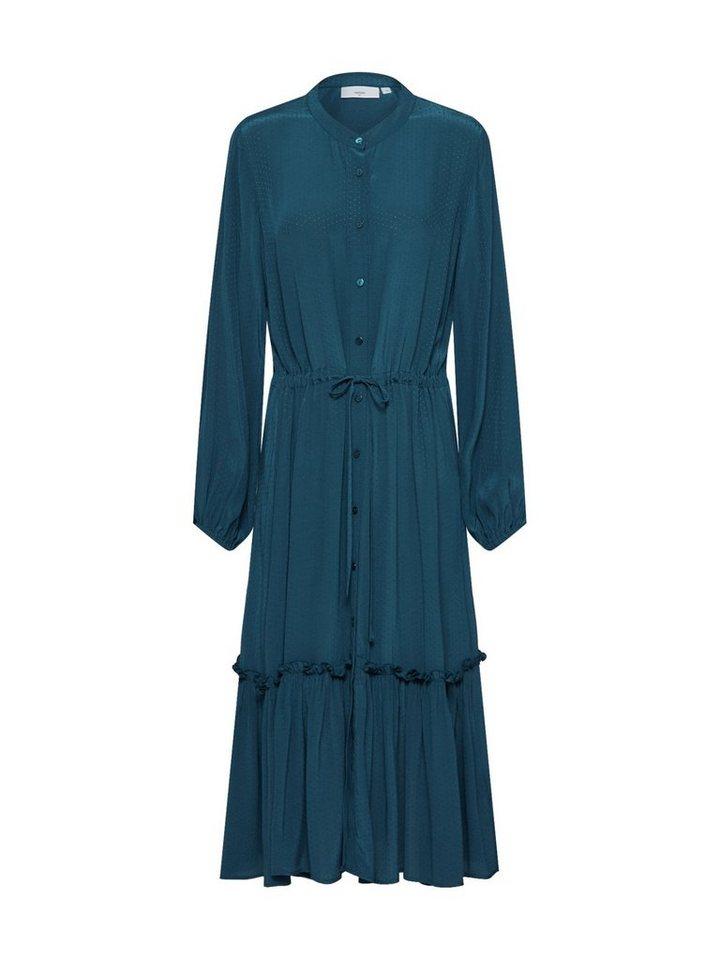 minimum -  Blusenkleid gerafft