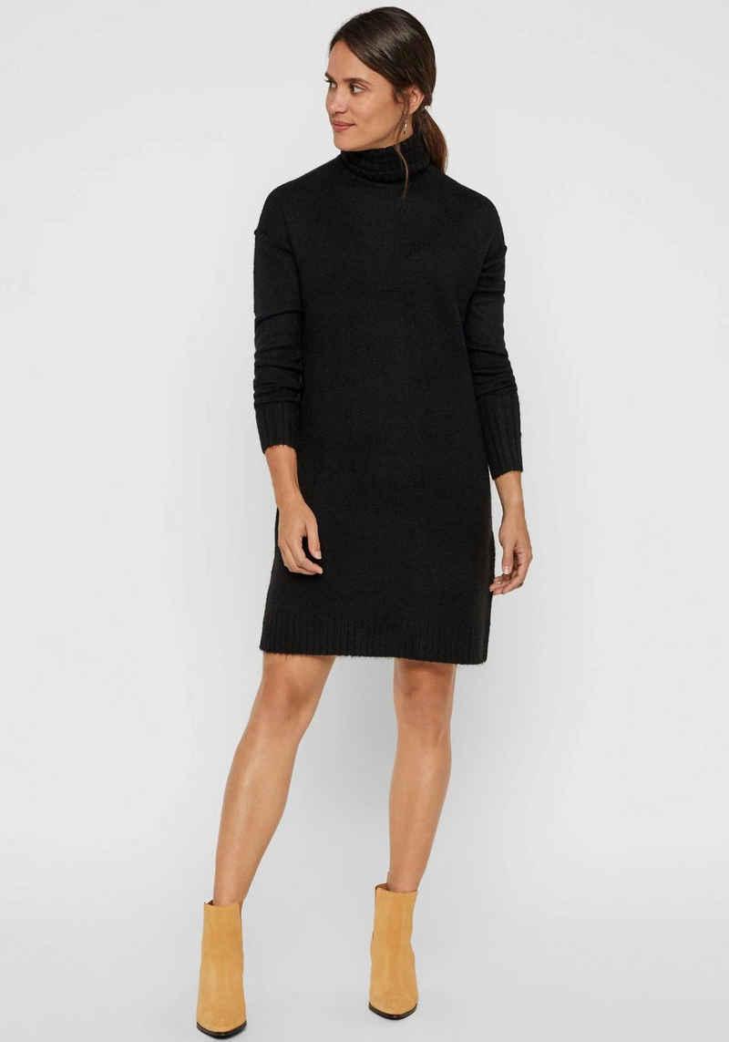 Vero Moda Strickkleid »VMLUCI LS ROLLNECK DRESS«
