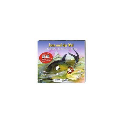 Die Hörbibel für Kinder: Jona und der Wal, Audio-CD