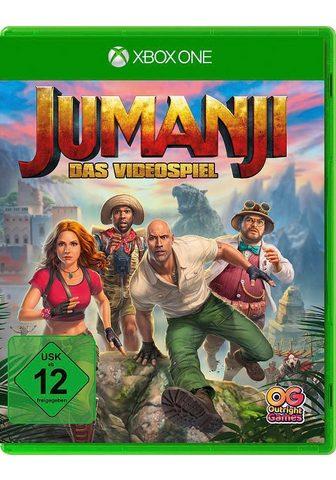 BANDAI NAMCO Jumanji: Das Videospiel Xbox One