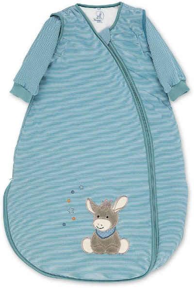 Sterntaler® Babyschlafsack »Emmi« (1 tlg), mit 2 Wege Reißverschluß, wattiert, 3,00 TOG