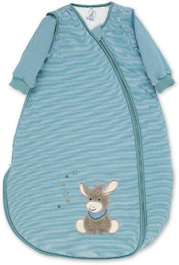 Sterntaler® Babyschlafsack »Emmi« (1 tlg), Reißverschlussführung mit 2-Wege-System