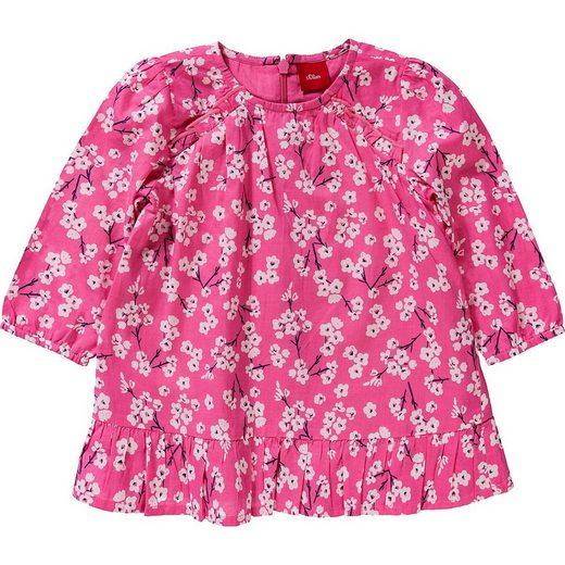 s.Oliver A-Linien-Kleid »Kinder Kleid«