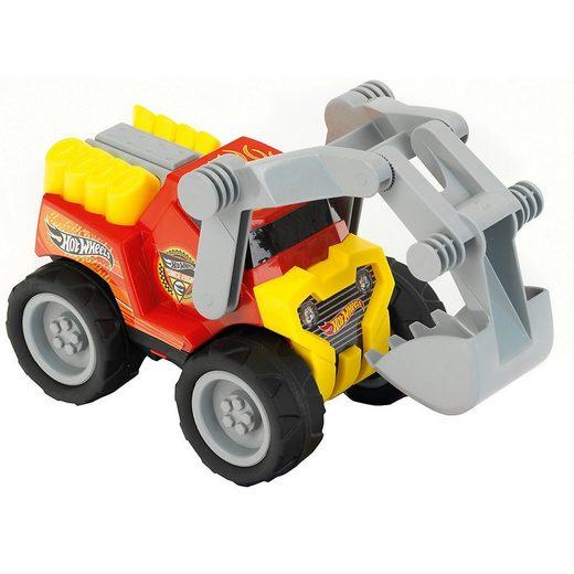 Klein Outdoor-Spielzeug »Klein Hot Wheels Löffelbagger, Maßstab 1:24«