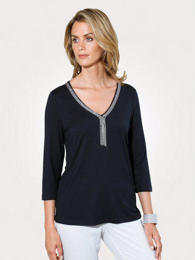 Mona Shirt mit Kettenzier