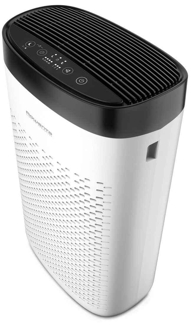 Rowenta Luftreiniger PU2530 Pure Air Essential, für 90 m² Räume, entfernen bis zu 99,9% Feinstaubpartikel