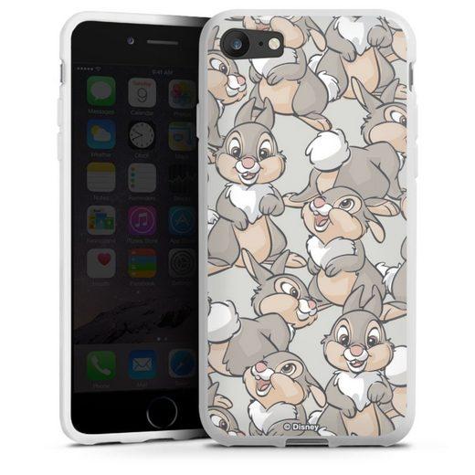 DeinDesign Handyhülle »Thumper Pattern« Apple iPhone SE (2020), Hülle Disney Klopfer Bambi