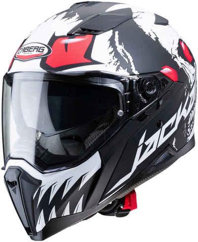 Caberg Motorradhelm »Jackal Darkside«, mit integrierter Sonnenblende