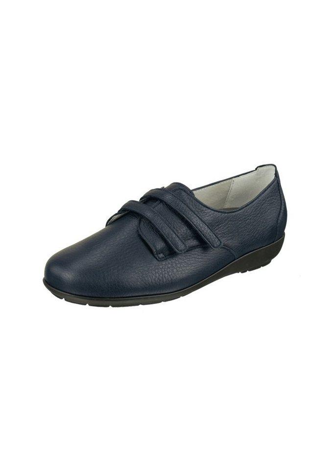 Slipper - Natural Feet Slipper aus flexiblem Hirschleder › blau  - Onlineshop OTTO