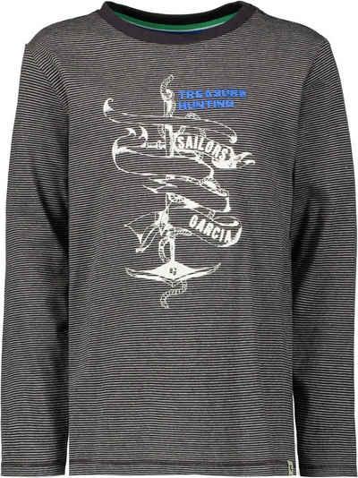 Garcia T-Shirt »J15602 - 2884-dark grey« mit Aufdruck
