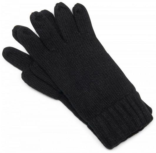styleBREAKER Strickhandschuhe Klassische Strick Handschuhe