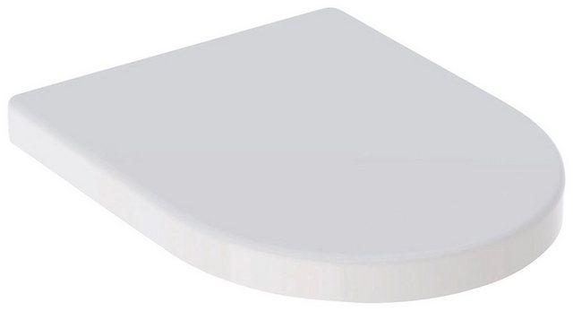 WCs und Zubehör - GEBERIT WC Sitz »Renova Plan«, weiß  - Onlineshop OTTO