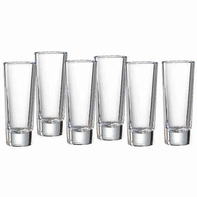 Ritzenhoff & Breker Schnapsglas »Stamper Skol 6er Set«, Glas