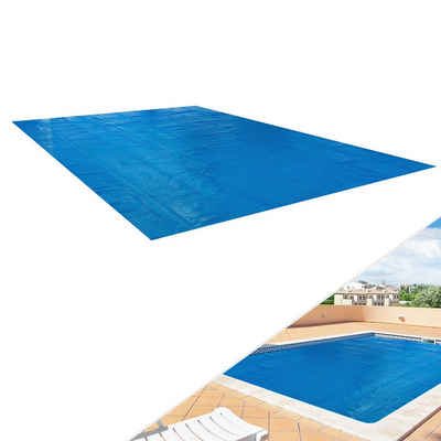 Arebos Solarabdeckplane »Pool Solarfolie rechteckig«, Maße: 6 x 4 m