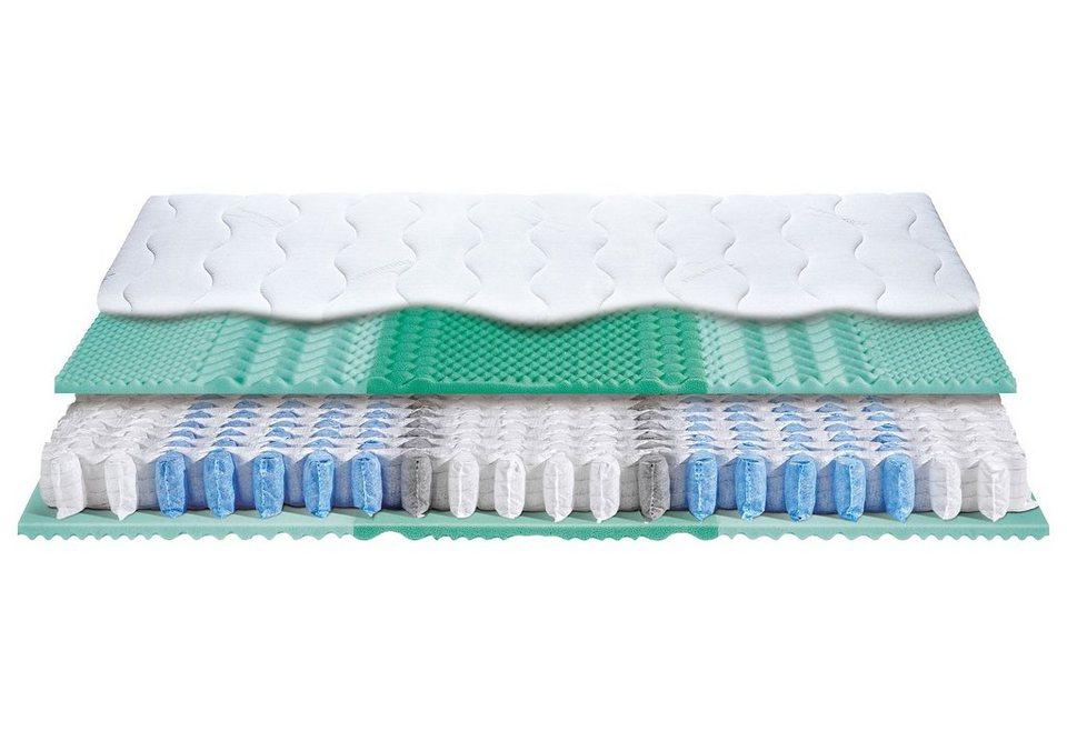 taschenfederkernmatratze basic moon 7 schlaraffia. Black Bedroom Furniture Sets. Home Design Ideas