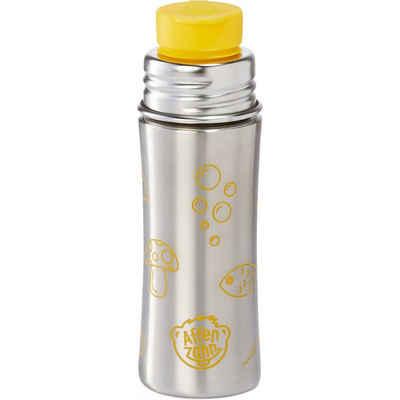 Affenzahn Trinkflasche »Edelstahl Trinkflasche Lila, 330 ml«