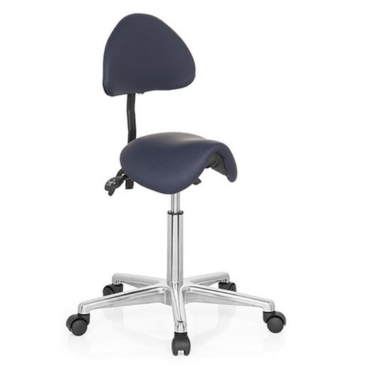 hjh OFFICE Arbeitshocker »hjh OFFICE Arbeitsstuhl Arbeitshocker TOP WORK 20«