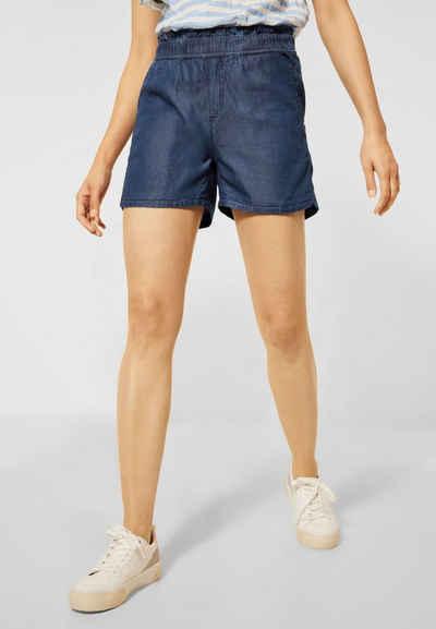 STREET ONE Skinny-fit-Jeans mit seitlichen Einschubtaschen