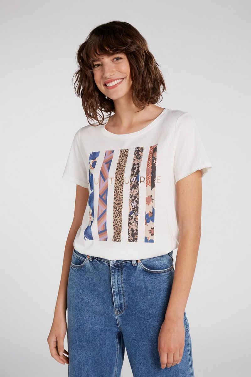 Oui T-Shirt »T-Shirt«