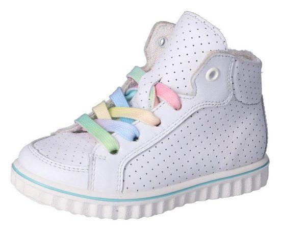Ricosta »Joyce mit Weiten Messsystem: mittel« Sneaker mit zusätzlichem Innenreißverschluss