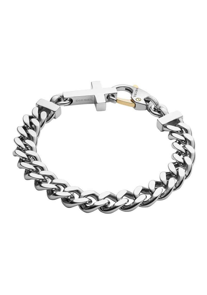 Diesel Armband »PILLAR, Kreuz, DX1147040«