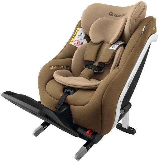 Concord Autokindersitz »Reverso Plus«, 10,9 kg, inkl. Sitzverkleinerer für Neugeborene