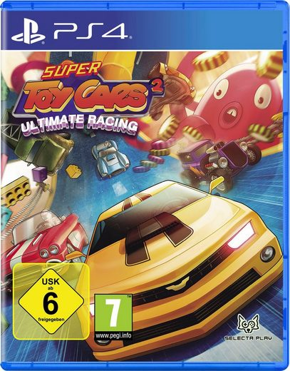 Super Toy Cars 2 Ultimate PlayStation 4