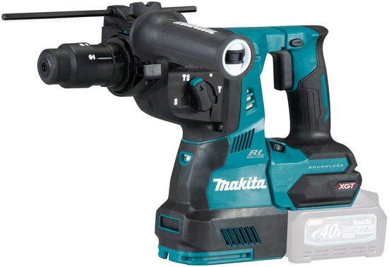 Makita Akku-Kombibohrhammer »HR004GZ«, max. 980 U/min, XGT, 40V max., SDS-PLUS/Bohrfutter, ohne Akku und Ladegerät