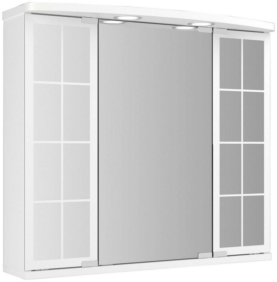JOKEY Spiegelschrank »Landhaus Binz«, weiss, 67,5 cm Breite online kaufen |  OTTO