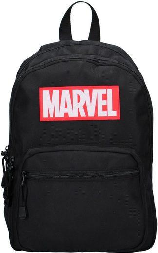 Vadobag Schulrucksack »Marvel Retro Dedication, black«
