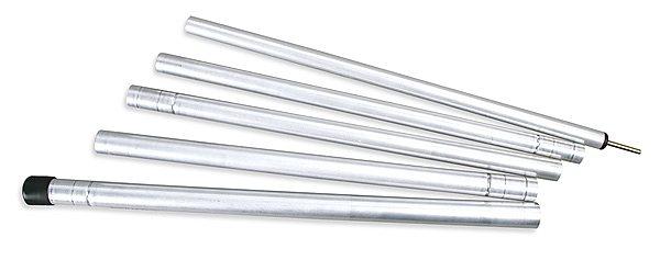 Tatonka Zeltzubehör »Tarp-Stange 220cm« in grau