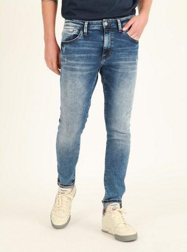 Mavi Skinny-fit-Jeans »LEO« schmaler Fit