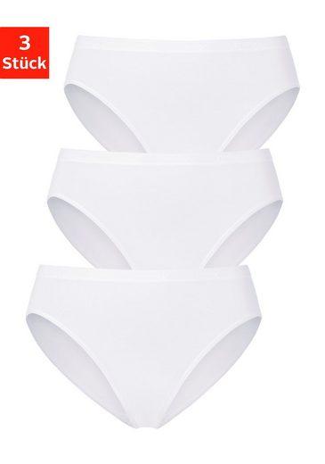 Mey Jazzpants (3 Stück) mit weichem Logobündchen