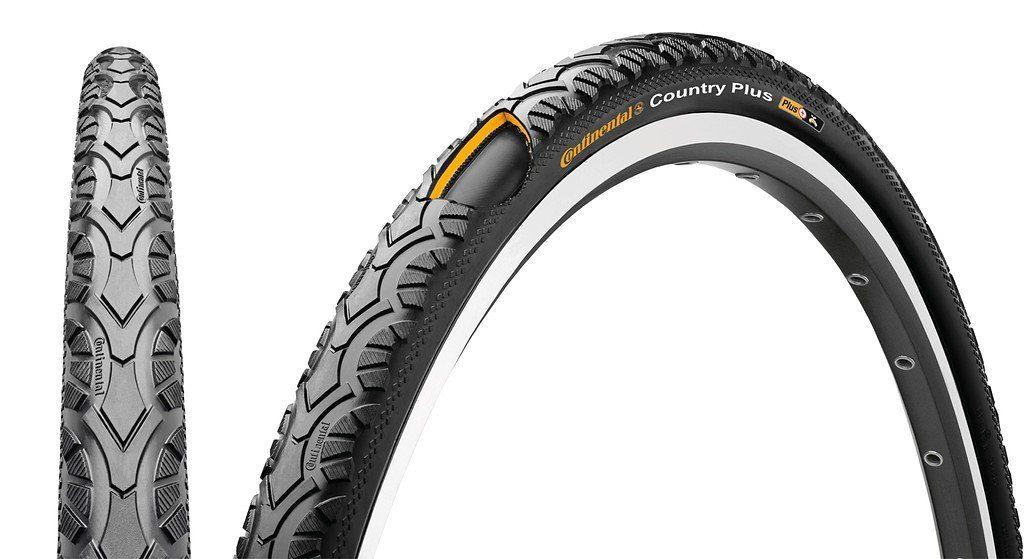 Continental Fahrradreifen »Country Plus 37-622 Draht Reflex«