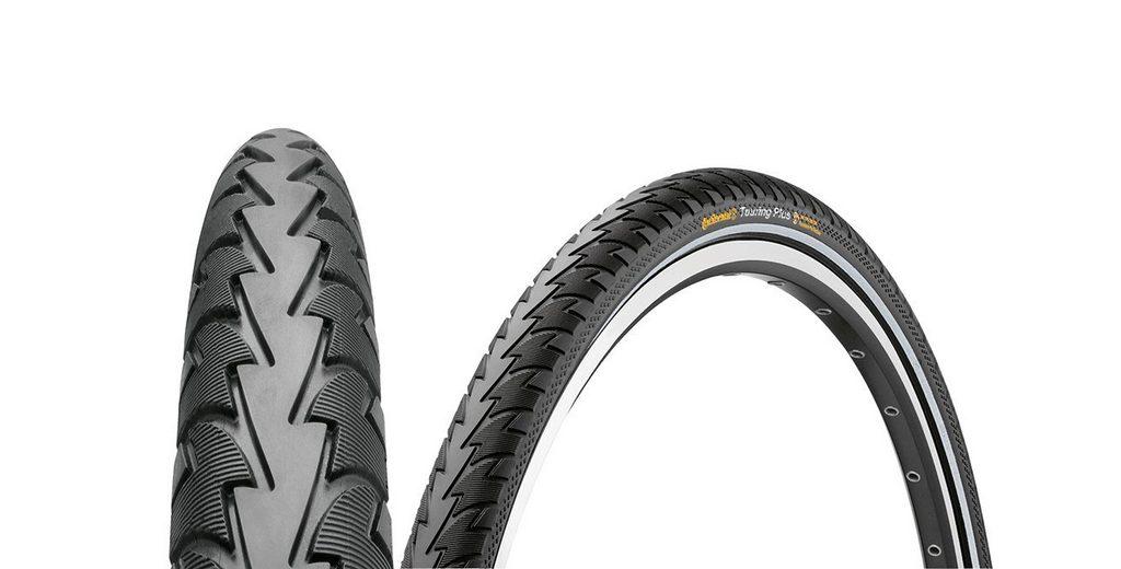 Continental Fahrradreifen »Touring Plus 28 x 1,10 Zoll Draht Reflex«