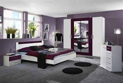 Attraktiv Wimex Schlafzimmer Set (4 Tlg.)