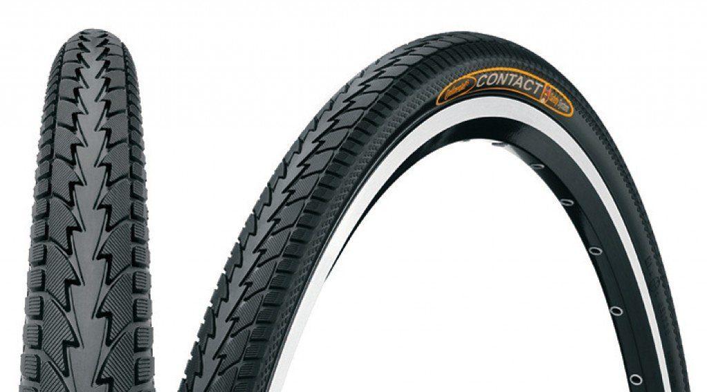"Continental Fahrradreifen »Contact II 26x1,75"" Draht Reflex«"