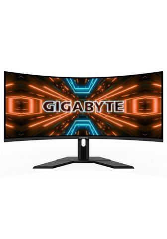 Gigabyte G34WQC Curved Gaming monitorius »864 c...
