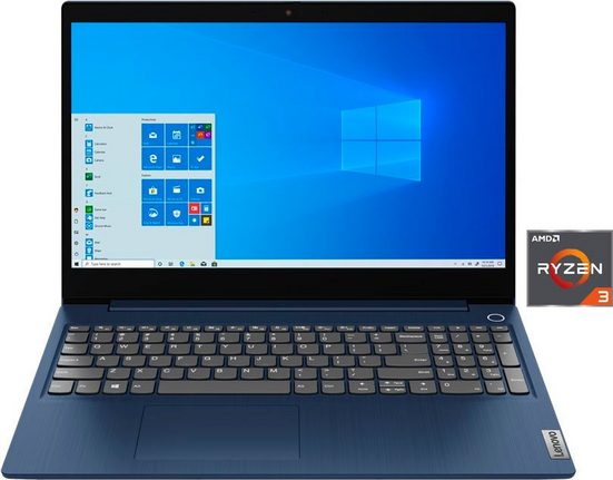 Lenovo IdeaPad 3 15ADA05 Notebook (39,62 cm/15,6 Zoll, AMD Ryzen 3, 512 GB SSD)