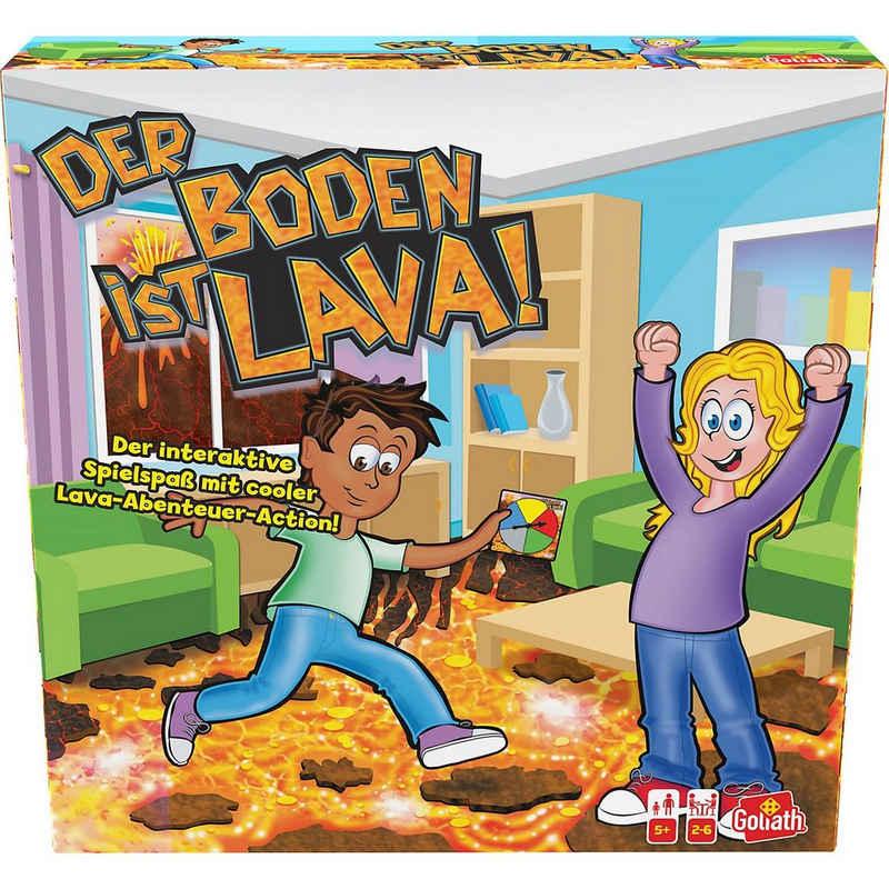 Goliath® Spiel, »Der Boden ist Lava«