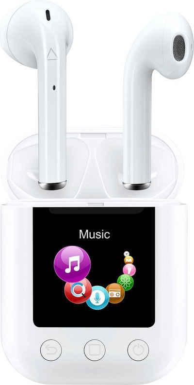 Denver »TWM-850 Earbuds mit MP3-Player« wireless In-Ear-Kopfhörer (Bluetooth)