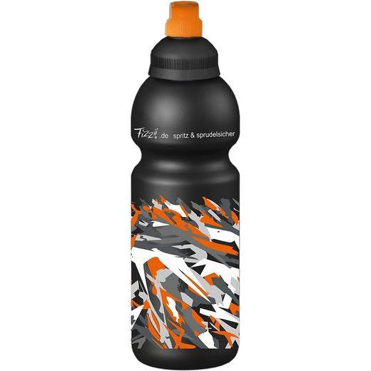 Fizzii Trinkflasche »Fizzii Trinkflasche Graffiti, 600 ml«