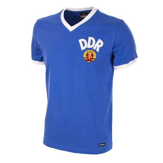COPA Fußballtrikot »Retro DDR Weltmeisterschaft 1974«